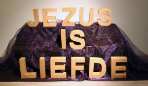 jezus is liefde
